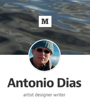 Antonio Dias on Medium
